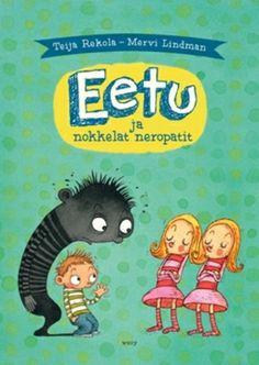 Ratkiriemukasta jatkoa Eetu ja ruma Rusina kirjalle, joka on naurattanut isoja ja pieniä!