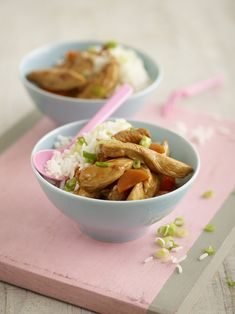 Chicken in BBQ sauce is always a favourite. Top tip, toss the chicken in a little honey before stir frying as it gives the chicken … Continued Healthy Chicken Recipes, Baby Food Recipes, Cooking Recipes, Toddler Meals, Kids Meals, Toddler Food, Healthy Baking, Healthy Snacks, Hunger