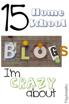 15 Must-Read Homeschool Blogs - You'll be inspired!