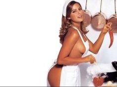 Hot: Clara Morgane topless à la cuisine - People - lematin.ch