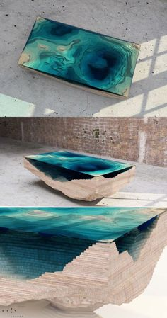 Duffy London - The Abyss table