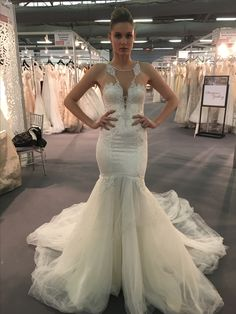 The brand new Solo Merav collection. Coming soon to Bridal Reflections!
