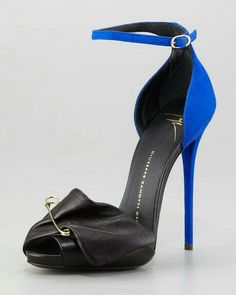 Giuseppe Zanotti, one of my favorite shoe designers