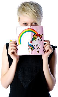 f647f4cd69c3d unicorn rainbow wallet Cute Wallets