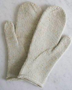Lapaset yksipuoleisella peukalokiilalla | Punomo Scarf Hat, Knitted Gloves, Mittens, Knit Crochet, Socks, Knitting, Hats, Pattern, Wedge