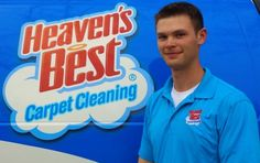 Chris Pinchak  Heaven's Best Carpet Cleaning - Lewisburg, PA