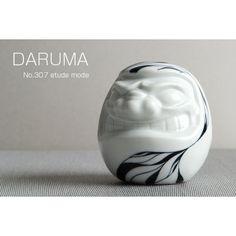 Washo DARUMA【エチュード】 ダルマ 砥部焼 砥部焼き 307