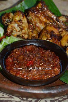Ayam Bakar Bumbu Bacem Khas Yogya..Yummy..! Chili, Soup, Beef, Meat, Chile, Ox, Chilis, Soups, Steaks