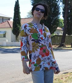 Cool tunic for hot summer - Iconic Patterns