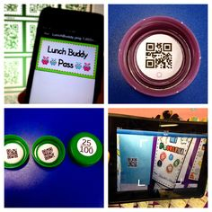 QR code FREEBIES - easy and fun use of technology!