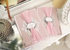 Мастерская Кристины Стриги: Классическая розово-серебряная свадьба