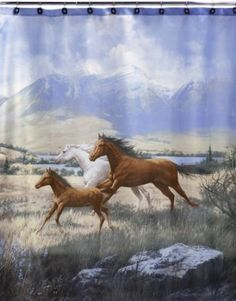 New At @CafePress : #Fleeing From The #Apocalypse #Beach #Towel A Wild # Horse Running Away From The Apocalypse! The Ground Rises And Cities Are Falu2026