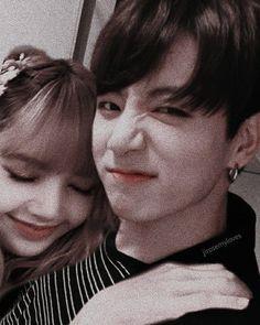 Korean Couple, Best Couple, Kpop Couples, Cute Couples, Profile Pictures Instagram, Bts Girl, Blackpink Photos, Blackpink And Bts, Jimin Jungkook
