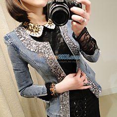 denim inspir, crafti fashion, random fashion, diy fashion, fashion diy