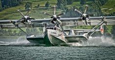 Anflug DO 24 ATT zu r scalaria air challenge Austria, Aviation, Restoration, Aircraft, Challenges, Boat, Airplanes, Awesome, Life