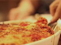 Berenjenas a la parmesana, por Narda