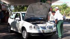 Um dos primeiros carros elétricos do Brasil