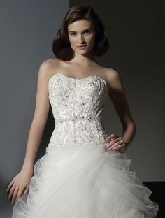 Alfred Angelo Bridal Style 2392 from Full Collection