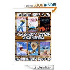 Amazon.com: Calamity Jayne Mysteries Boxed Set (Books 1-6) eBook: Kathleen Bacus: Books