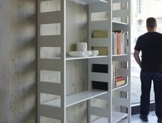 SCP Parallel Shelving Scp, Shelving, Bookcase, The Unit, Home Decor, Shelves, Decoration Home, Room Decor, Shelving Units