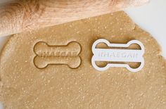Custom Dog Treat Cookie Cutter by HomePrint3D on Etsy
