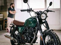 Rộ tin đồn mô tô đậm chất cổ điển Brixton BX 125 sắp được bán tại Việt Nam - Ảnh 3.