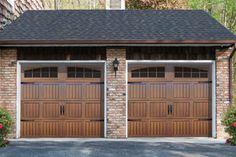 Wind Load Garage Door