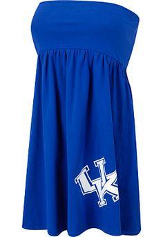 Kentucky Wildcats Sideline Cover-Up Dress