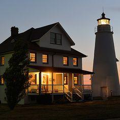 Be A Lighthouse Keeper for a Night | Garden and Gun