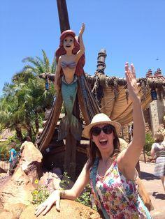 Ariel, eu te amo pra sempre!