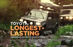 NW Toyota commercial featuring Expedition Overland.