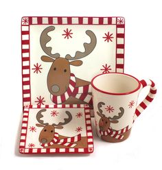 A Preview of the Whimsical Moose collection by Mesa Home Products. Look for it in Home Goods stores this fall.