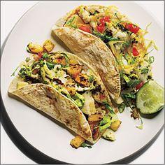 Chimichurri Halibut Tacos Recipe