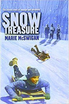 Snow Treasure: Marie McSwigan: 9780142402245: Amazon.com: Books