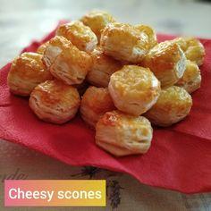 Cheesy scones Pretzel Bites, Scones, Healthy Life, Bread, Photo And Video, Instagram, Food, Healthy Living, Breads