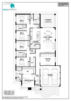 Reserve | New Generation Homes