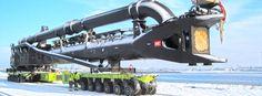 SPMT AC: SCHEUERLE - leading manufacturer of heavy load transporters