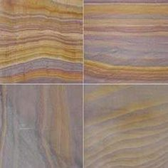 Rainbow Indian Sandstone Sawn Patio Paving Slab Pack 20m2 20mm
