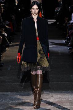 Givenchy - Fall 2012 Ready-to-Wear