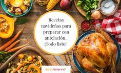 Recetas navideñas para no estar todo el día cocinando Gordon Ramsay, Tapas, Recipies, Food And Drink, Turkey, Meals, Cooking, Valencia, Lima
