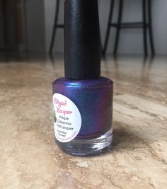 Lilypad Lacquer Abracadabra (OOAK custom)
