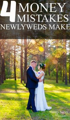 Money Mistakes newlyweds make | engaged | Getting married | Budgeting | Newly weds | Just married