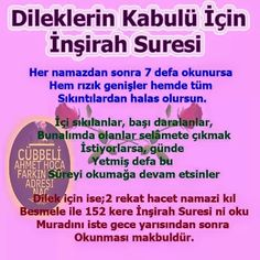 İnşirah Suresinin fazileti Tintin, Love In Islam, Sufi, Bursa, Allah, Prayers, Quotes, Stamps, Turkish People