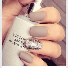#Nails #Mink #Glitter