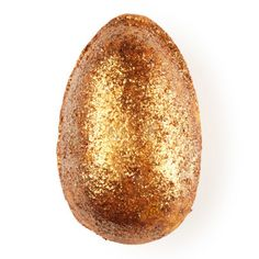 I can't wait to use this. Golden Egg. It's a bath melt and bathbomb in one. There's going to be glitter everywhere