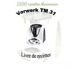 1200 recettes Thermomix PDF gratuit