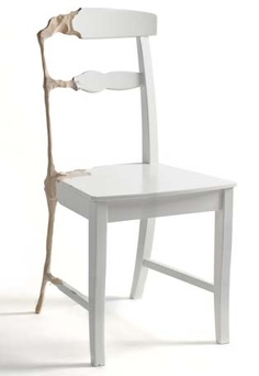 Tjep Studio - Recession Chair (2011) #design #chair #white