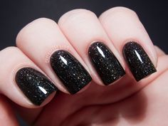 piCture pOlish Starry Night by Llarowe