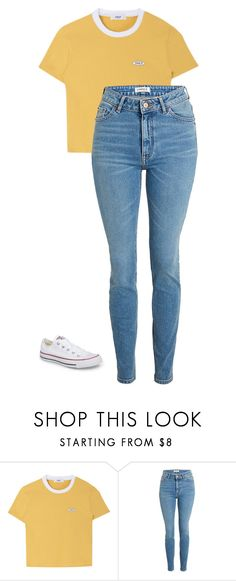 """""""Untitled #154"""" by i0119 ❤ liked on Polyvore featuring Converse"""