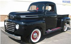 1950s Ford Pick Up ... my dream car.